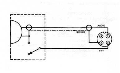 identifying the drake tr rh wb4hfn com Microphone Jack Wiring Diagram CB Microphone Wiring Diagram
