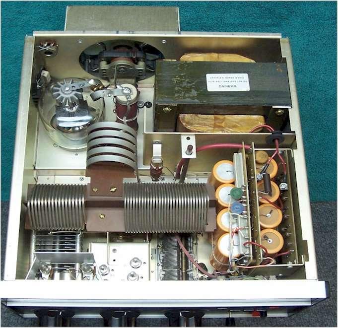 Drake L-75 Linear Amplifier pictures