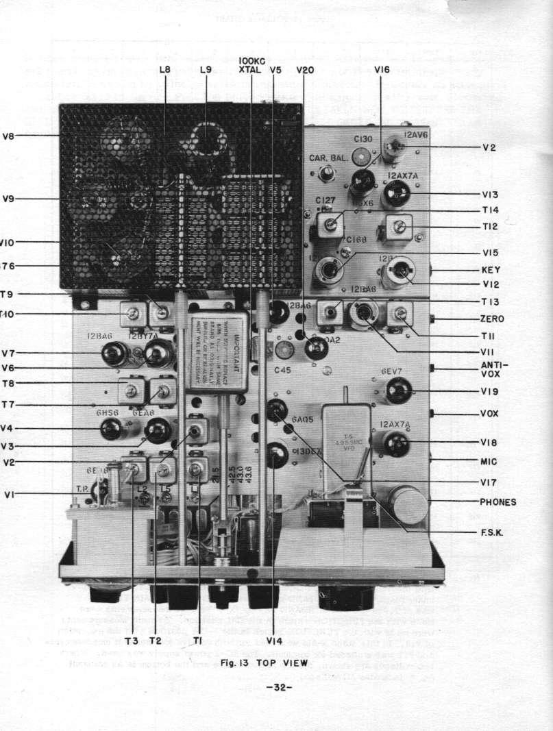 Manual Display Page Tr4 Wiring Diagram Pg 32