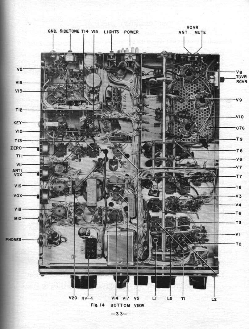 Manual Display Page Tr4 Wiring Diagram Pg 33