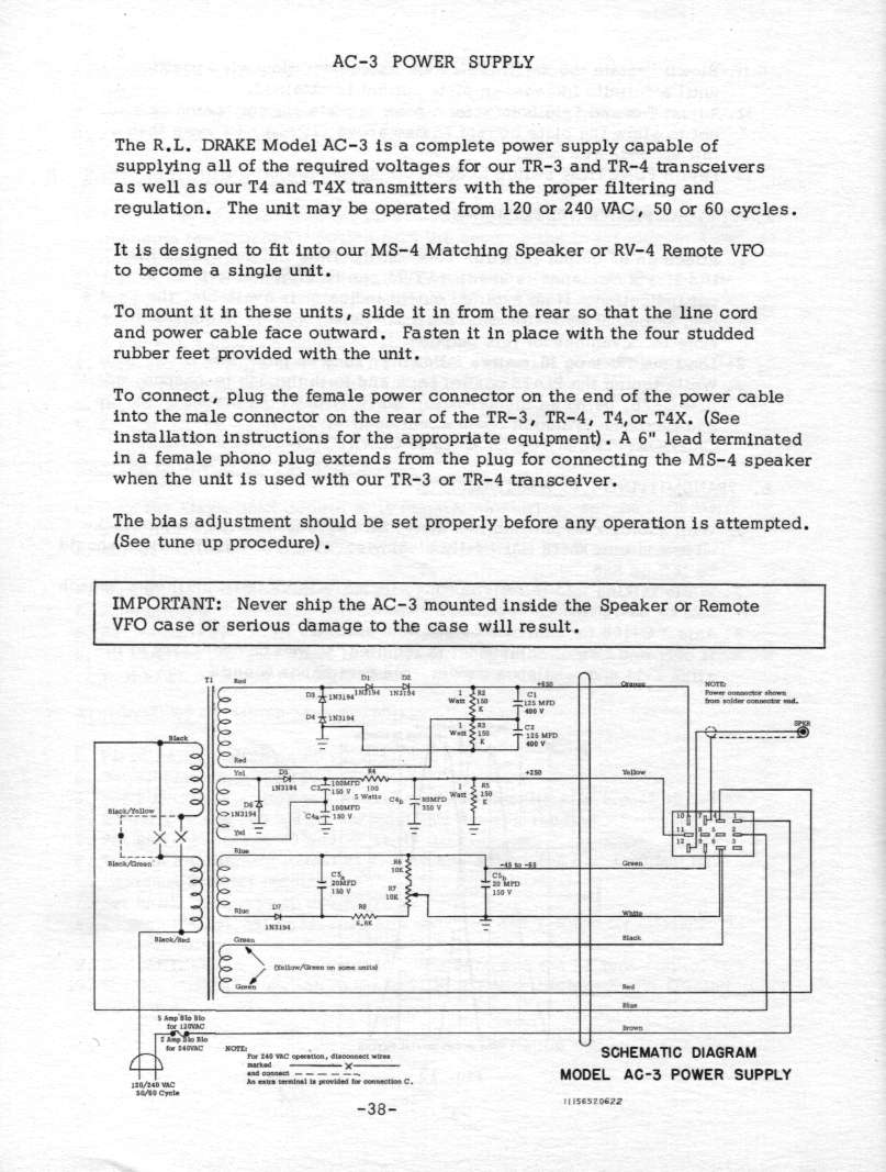 Manual Display Page Rv Power Supply Schematics