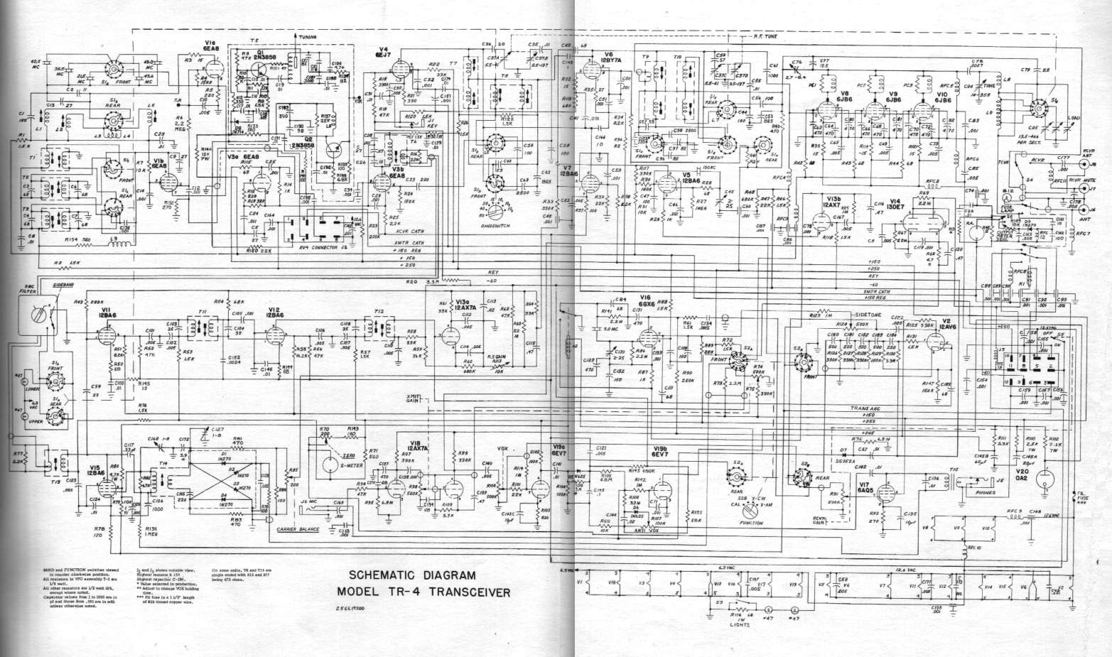Manual Display Page Tr4 Wiring Diagram